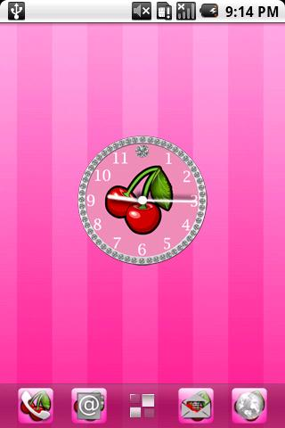 Cherry Theme HD