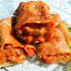 Amazing Homemade Pizza Rolls!