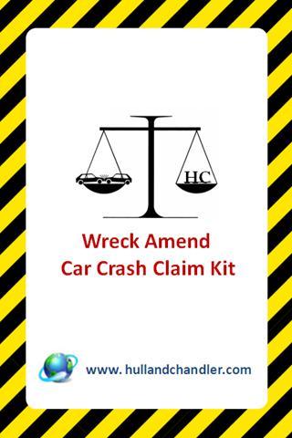 WRECKamend Car Crash Claim Kit