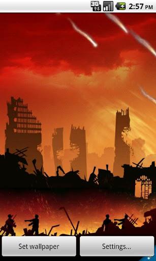 Apocalypse LiveWallpaper
