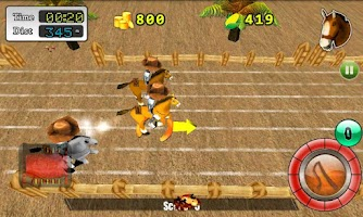 Screenshot of Derby Dash 3D