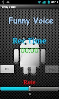 Screenshot of Funny Voice