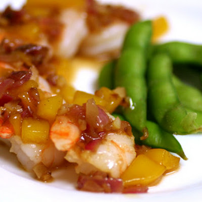 Mango Spiced Shrimp