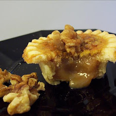 Maple Walnut Tarts