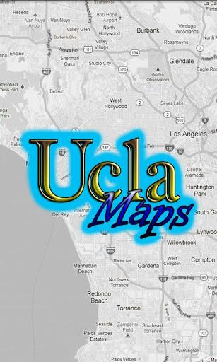 UCLA Maps