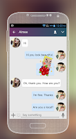 Screenshot of SayHi Chat, Love, Meet, Dating