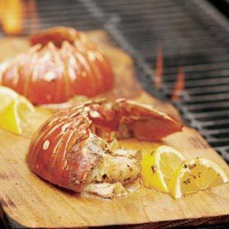 Cedar-Planked Lobster Tails Recipes — Dishmaps