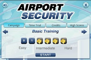 Screenshot of Airport Security