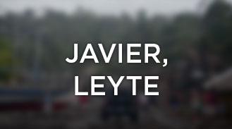 Javier, Leyte