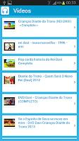 Screenshot of Rei Davi