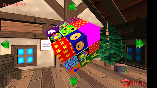 Cube Locker 3D - screenshot