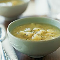 Potato-Rosemary Soup