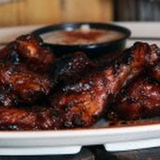 'Home-Schooled' BBQ Chicken Wings Recipe