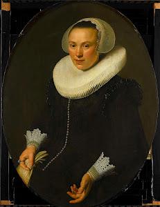 RIJKS: Nicolaes Eliasz. Pickenoy: painting 1627