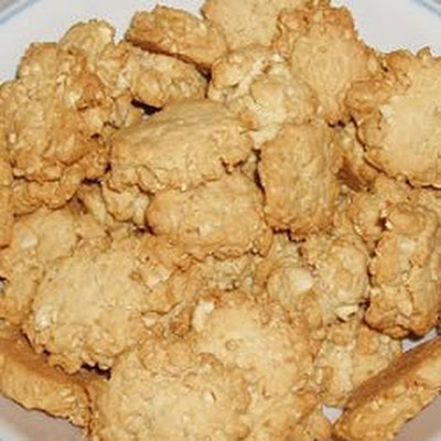 Nutty-Boy Peanut Cookies