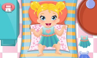 Screenshot of Baby Polly Diaper Change