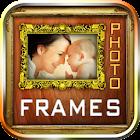 Amazing photo frames. icon