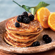 Four-Grain Flapjacks