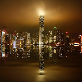 hong kong by Christian Heitz - City,  Street & Park  Skylines