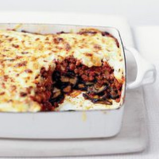Vegetable Moussaka Cottage Cheese Recipes