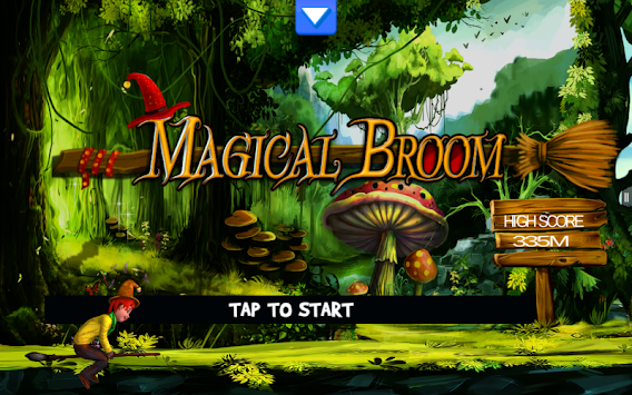 Magical Broom Pro apk screenshot