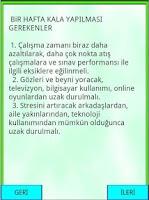 Screenshot of Sınav Nasıl Kazanılır