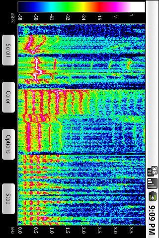 SpectralPro Analyzer - screenshot