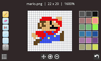 Screenshot of IsoPix Pro - Pixel Art Editor