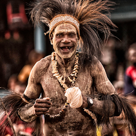 come and dance with me by Wahyudi Syahrir - People Portraits of Men