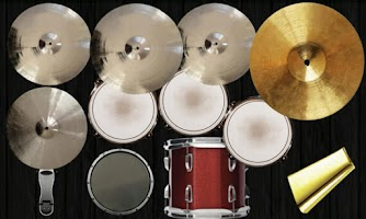 Screenshot of Drum Set