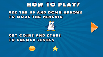 Screenshot of Penguin Run:A Frozen Adventure