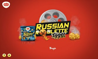 Screenshot of Russian Roulette,Tijger editie