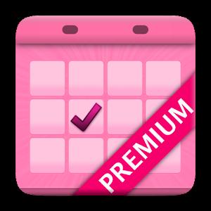 Menstrual Calendar Premium For PC