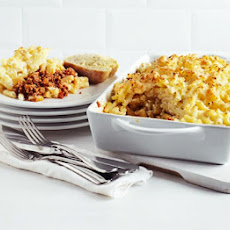 Greek Lamb & Macaroni Bake