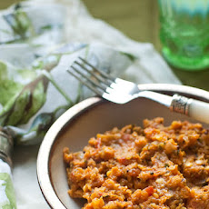 Recipe: Spiced Red Lentils