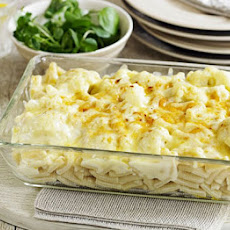 Cauliflower & Macaroni Cheese