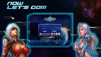Screenshot of Galaxy Online 2 HD (Tablet)