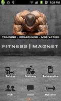 Screenshot of Fitnessmagnet