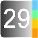 Clean Calendar Widget – quick access to agenda view of your calendar from home screen