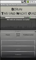 Screenshot of Berlin Tag und Nacht