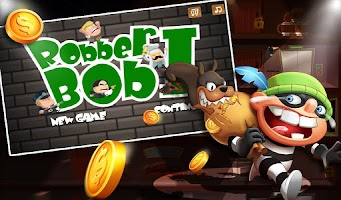 Screenshot of Tiny Robber Bob