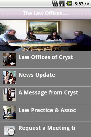 Crystal Eller Mobile App