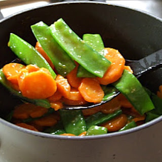 Sweet Carrots And Peas Recipes