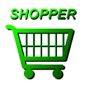 Shopper - shopping list icon