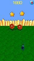 Screenshot of Angry Plants