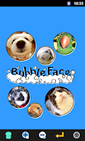 Screenshot of BubbleFace