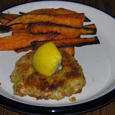 Pan-Fried Fresh Salmon Cakes