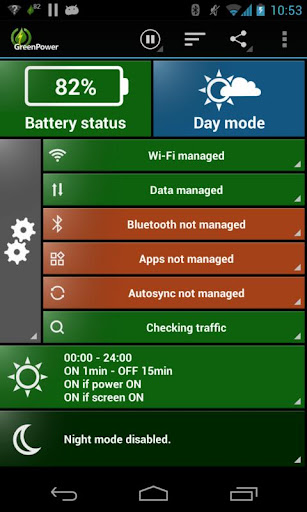greenpower-premium for android screenshot
