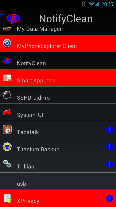 NotifyClean Screenshot