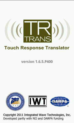 TRT Police Language Translator
